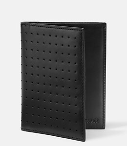 610 Leather Passport Wallet