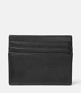 Grain Leather 6 Card Holder