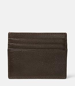 Grain Leather 6 Card Holder