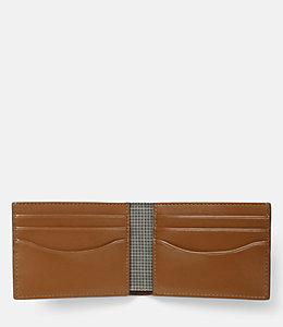 Walker Leather Bill Holder