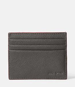 Bandana Barrow Leather 6 Card Holder