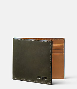 Mitchell Leather Slim Billfold