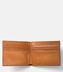 Mitchell Leather Slim Billfold