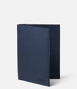 Barrow Leather Passport Wallet