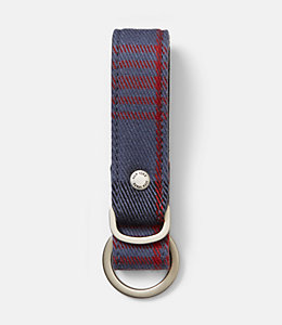 Cocharron Plaid Key Fob