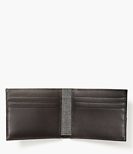 Tech Oxford Slim Billfold