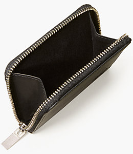 Dipped Leather Coin Wallet