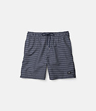 Parking Print Grannis Swim Trunks