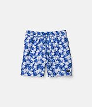 Tropical Floral Grannis Swim Trunks