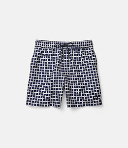 Broken Graph Grannis Swim Trunks