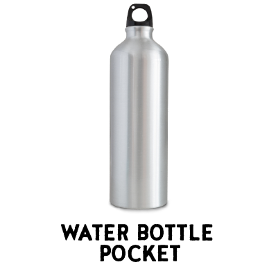 Shop by Water Bottle Pocket Backpacks