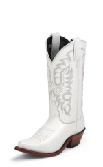 WHITE CALF SINGLE STITCHED WELT,HANDCRAFTED IN THE USA
