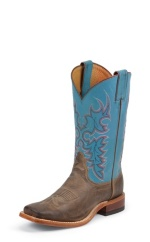 TAN VINTAGE COW DOUBLE STITCHED WELT,HANDCRAFTED IN THE USA