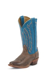 COYOTE VINTAGE COW SINGLE STITCHED WELT,HANDCRAFTED IN THE USA
