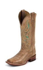 HONEY COWHIDE DOUBLE STITCHED WELT,HANDCRAFTED IN THE USA