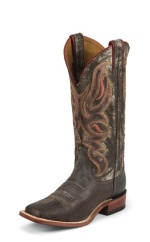 WILDSIDE BROWN COWHIDE DOUBLE STITCHED WELT,HANDCRAFTED IN THE USA