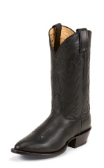 BLACK DEERTAN SINGLE STITCHED WELT,HANDCRAFTED IN THE USA