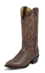 DARK BROWN CALF SINGLE STITCHED WELT,HANDCRAFTED IN THE USA