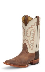 COYOTE VINTAGE COW DOUBLE STITCHED WELT,HANDCRAFTED IN THE USA