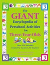 GIANT Encyclopedia of Preschool Activities for 3-Year-Olds