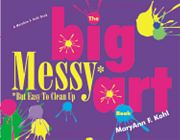 The Big Messy* Art Book