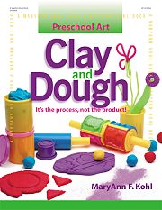 Preschool Art: Clay & Dough