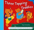 Three Tapping Teddies