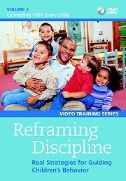 Reframing Discipling: Real Strategies for Guiding Children's Behavior, Vol. 2 DVD