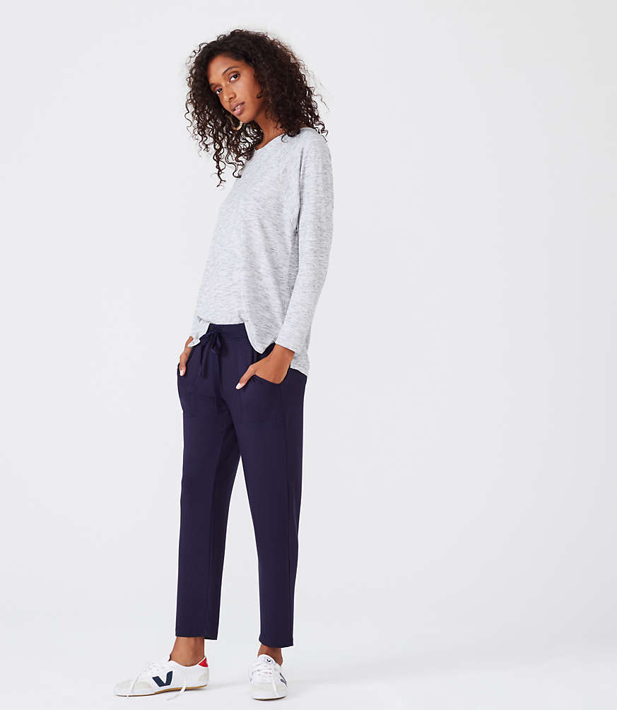 Lou &Amp; Grey Signaturesoft Upstate Sweatpants by Loft