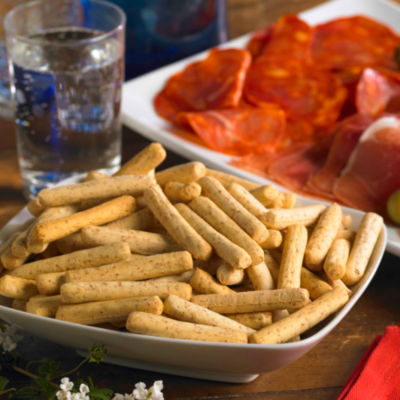 Whole Wheat Picos Bread Sticks - Colines Integrales (2 Packages)