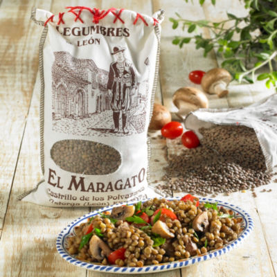 2 Packages of Prized Pardinas Lentils
