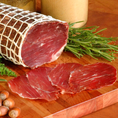 Sliced Cecina Tender Smoked Beef