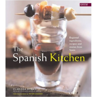 The Spanish Kitchen (Hardcover)
