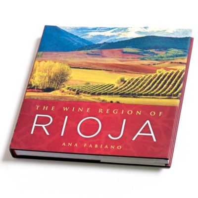 The Wine Region of Rioja Book