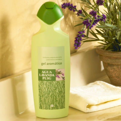 Lavanda Puig Shower Gel
