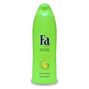 Fa Caribbean Lime Shower Gel