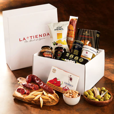 Fiesta Sampler Basket