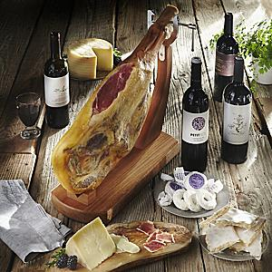 'Reserva' Gift Box with Serrano Ham