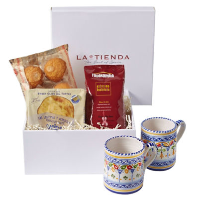 Spanish Breakfast Gift Basket