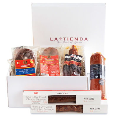 Sausages of Spain Gift Basket