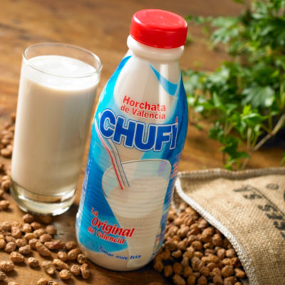 12 Bottles of Horchata de Chufa