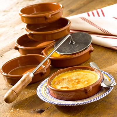 Crema Catalana Dessert Set