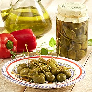 Caperberries - Alcaparrones (2 Jars)