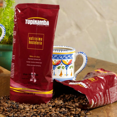 Whole Bean Mixed Torrefacto Coffee