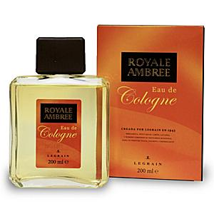 Royal Ambree - Eau de Cologne by Legrain