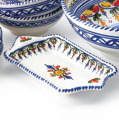 Ceramic Tapas Serving Dish