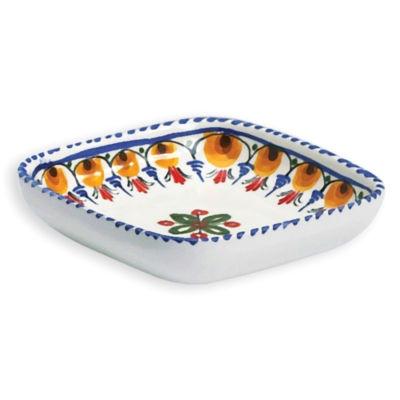 Square Ceramic Tapas Plate