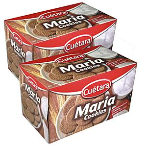 Classic Maria Cookies by Cuetara (2 Boxes)