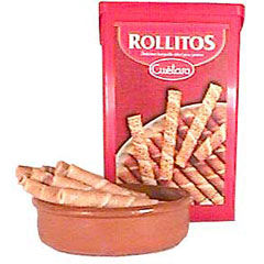 Rollitos Spanish Cookies (2 Boxes)