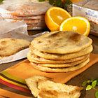 2 Packages of Seville Orange 'Tortas de Aceite' Crisps by Ines Rosales